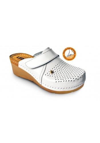 Leon 1001 Dámska zdravotná obuv - Klinový opätok