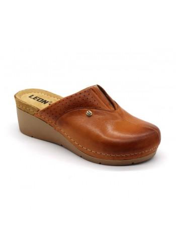 Leon 1002 Dámska zdravotná obuv - Klinový opätok