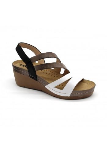 Leon 1022A Dámske zdravotné sandále