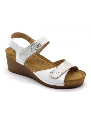 Leon 1041A Zdravotné sandále