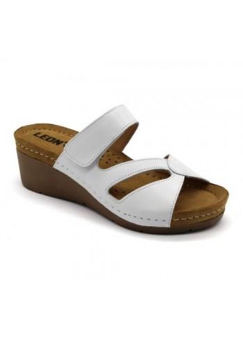 Leon 1055 Dámska zdravotná obuv - Klinový opätok