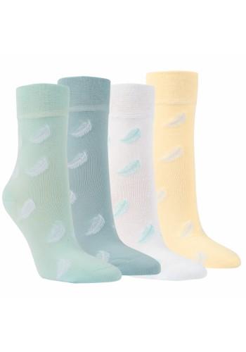 """12009-Dámske bavlnené ponožky ,,FEDER"""""""