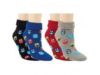 """12789 - Dámske termo ponožky """"EULE"""" - 2 páry/bal."""