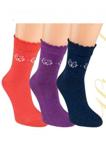 """20856- Detské ponožky """"SCHMETTERLING""""- 3 páry/bal."""