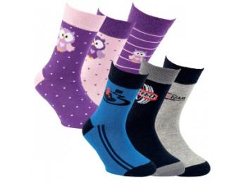 """20857 - Detské ponožky """"EULEN & RACE"""""""