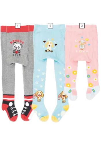 26039 - Baby bavlnené pančuchové nohavice