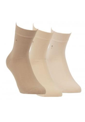 """31014- Pánske nadmerné skrátené ponožky XL ,,NATUR DESIGN""""-3páry/bal."""