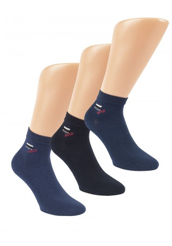 """31078 - Pánske členkové ponožky XL """"DENIM WEAR"""""""