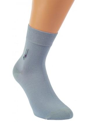 """32051 - Pánske bavlnené skrátené ponožky """"STEIN"""" - 3 páry/bal."""