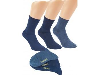 "43009 - Bambusové skrátené ponožky Sorbtek ""BAMBUS"" - 3 páry/bal."