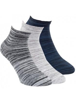 """43066 - Bambusové ponožky  """"VISKOSE BAMBUS"""" - 3 páry/bal."""