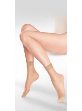 Ponožky lycra 15den - 2párové