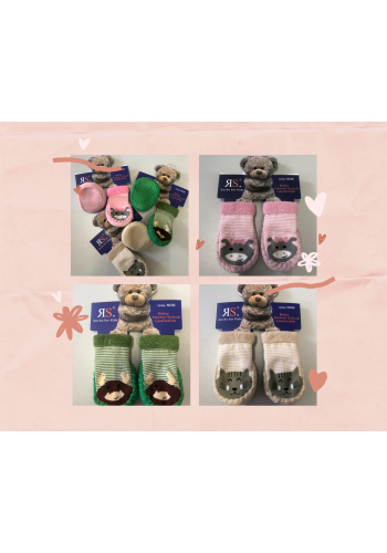 """24618 - Baby domáce papuče """"LAUFSOHLE"""" - 1 pár"""