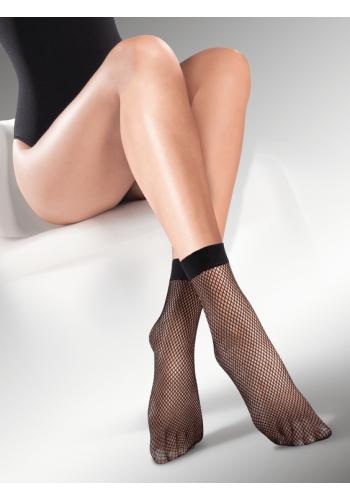 Kabarette sieťované ponožky
