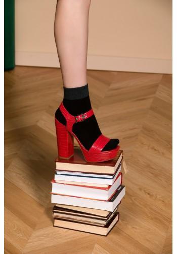 Lex vzorované ponožky