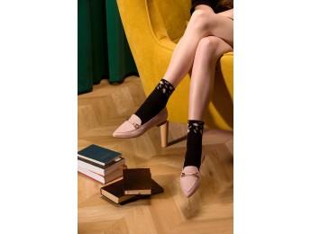 Uma vzorované ponožky 60 den