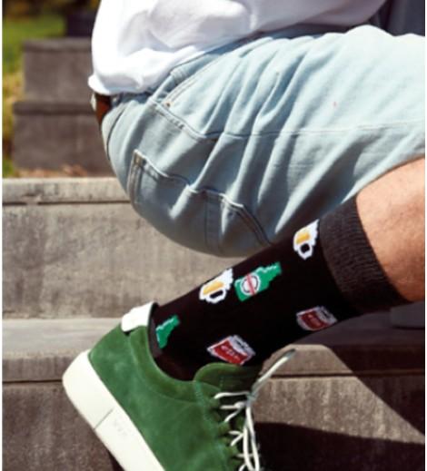Veselé ponožky a spodná bielizeň