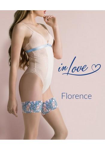 Calze Florence 20den - samodržky