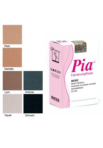 10201- PIA silónové pančuchové nohavice, 20 DEN- 1 balenie
