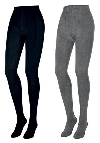 10721- Dámske bavlnené pančuchové nohavice