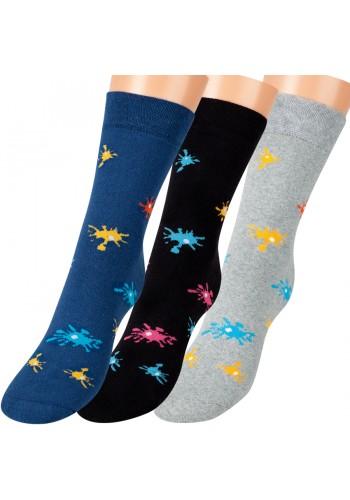 """12794- Dámske termo ponožky """"FARBKLEX"""" - 2 páry/bal."""