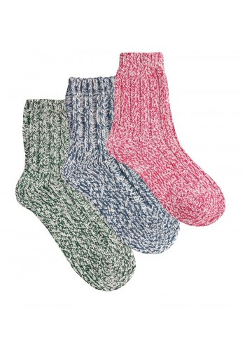 """13854- Dámske vlnené ponožky """"NORWEGER STYLE""""- 2 páry/bal."""