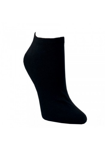 "15021- Dámske bavlnené ťapky ""SCHWARZ""- 3 páry/bal."