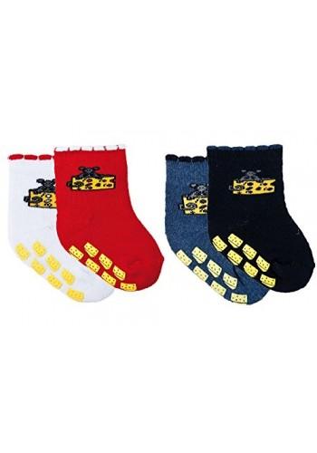 """24571- Dojčenské froté ponožky """"ABS MAUSCHEN"""" - 2 páry/bal."""