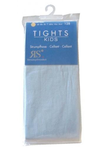 26013- Detské hladké bavlnené pančuchové nohavice