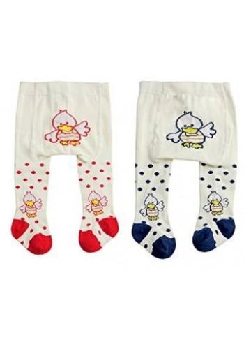 "26023 - Dojčenské pančuchové nohavice ""BOY & GIRL"""