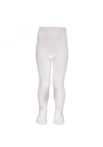 "28019-Detské pančuchové nohavice ""UNI WEISS"""