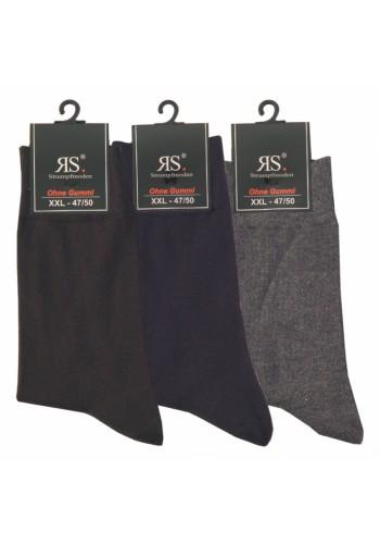 """31043- Pánske bavlnené zdravotné ponožky XL """"CLASSIC"""" - 3 páry/bal."""