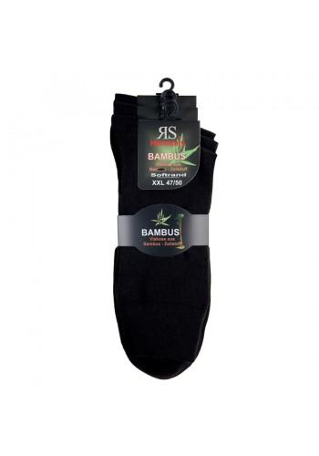 "31049- Pánske bambusové ponožky XL ""BAMBUS"" (47/50) - 3 páry/bal."