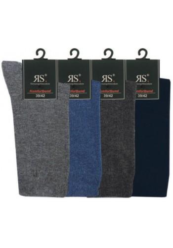 """31189- Pánske bavlnené elastické zdravotné ponožky """"DUNKEL"""" - 4 páry/bal."""
