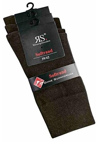 "31212- Pánske bavlnené zdravotné ponožky ""MOCCA"" - 3 páry/bal."