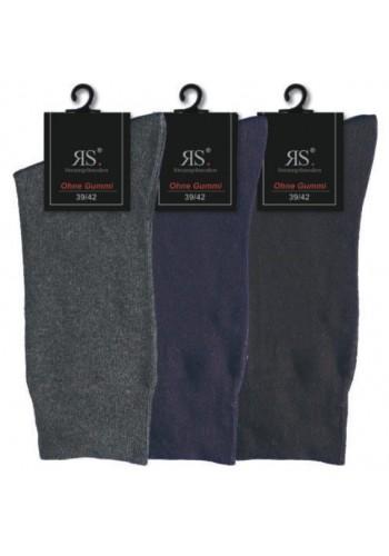 """31971- Pánske bavlnené zdravotné ponožky """"EXTRAGARN"""" - 3 páry/bal."""