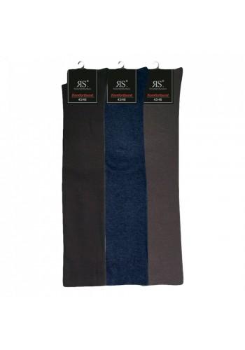 """33008- Pánske bavlnené podkolienky s froté chodidlom """"FROTTEESOHLE"""" - 3 páry/bal."""