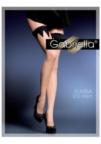Calze Kara 20d