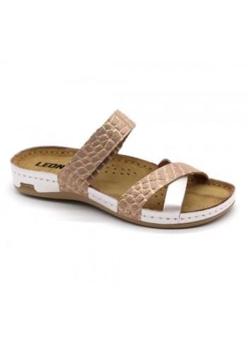 Leon 957 Dámska zdravotná obuv s prackou