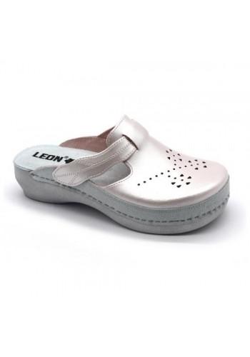 Leon PU156 Dámska zdravotná obuv uzavretá